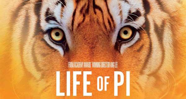 Life Of Pi Tiger Banner
