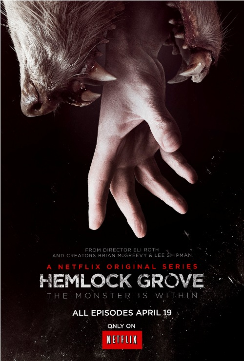 s01e12 Children of the Night Hemlock Grove Napisy pl