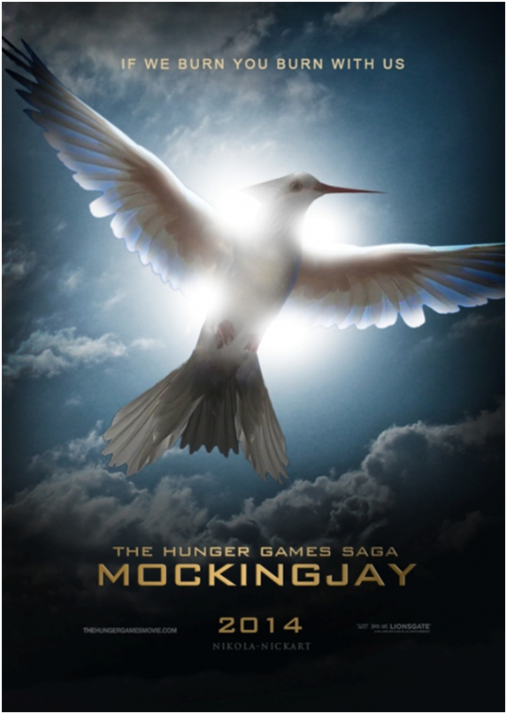 the first trailer for the hunger games mockingjay part 1