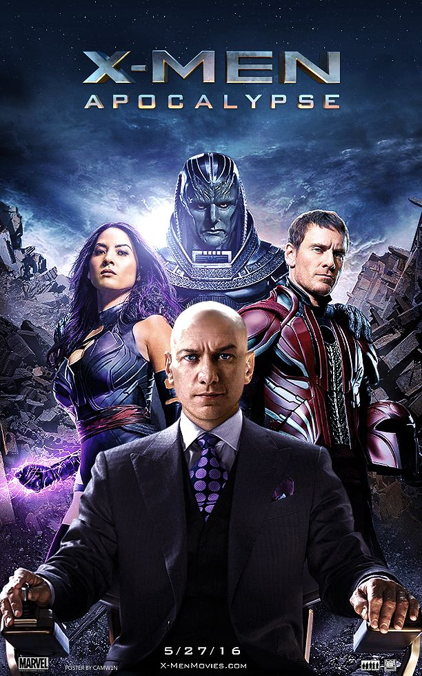 Possible Spoiler Alert What To Expect In X Men Apocalypse 696485